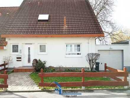 Gepflegte Doppelhaushälfte in schöner Lage von Solingen-Auderhöhe
