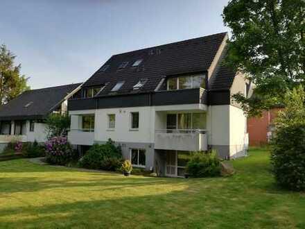 SOFORT FREI - Gemütliche 2 Zi. mit Wannenbad und Balkon