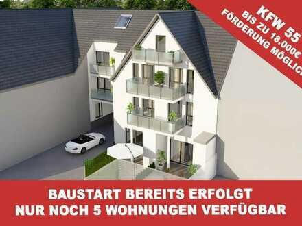 Traumhafte 2-Zimmer-City-Wohnung mit Terrasse KfW 55 !!!!