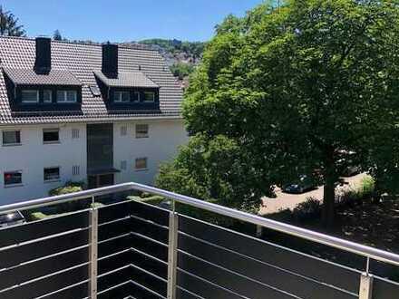 Geschmackvolle Wohnung mit zwei Zimmern in Stuttgart-Botnang in einem ruhigen 3 FH