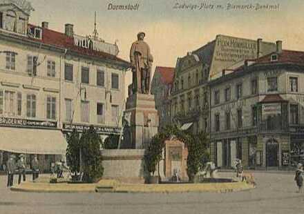 """BAUMÜLLER & CO."" NÄHE Ludwigsplatz - Dachterrasse!"