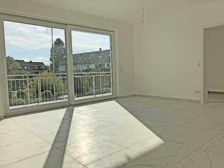 6135 - Exklusive, zukunftsorientierte Neubauwohnung mit Balkon, TG-Stellplatz und Gartennutzung!