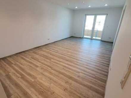 Erstbezug: freundliche 2,5-Zimmer-Wohnung mit Balkon in Osthofen