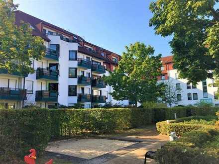 3-Raum-Wohnung | leerstehend | Maisonette | Balkon | TG-Stellplatz