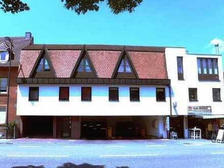 Büro- und Geschäftshaus mit Praxisetage in Weinheimer Toplage