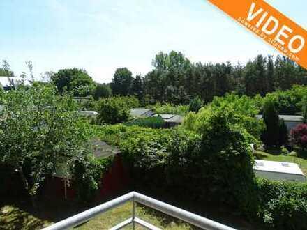 3-Zimmer-Wohnung mit schönem Ausblick und Wellnessbereich im Ostseebad Zinnowitz