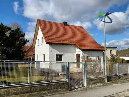 Vollständig renoviertes Einfamilienhaus in Grünthal