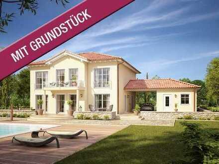 Einhundert Prozent Heimweh, täglich garantiert! - Knapp 1500m² in grüner und ruhiger Lage von Liegau