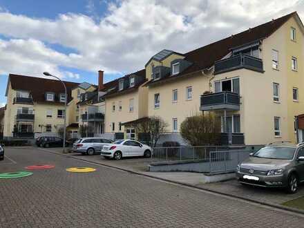 Privatverkauf, 2-Zimmer-Wohnung mit Balkon, EBK und TG Stellplatz inkl. in Herxheim bei Landau/Pfalz