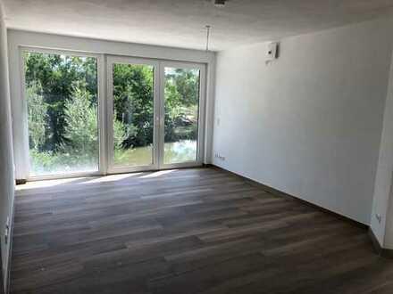 Helle 2-Zimmer-Neubau-Wohnung mit exklusiver Ausstattung