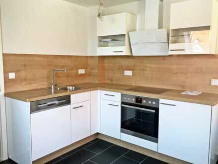 Gemütliche 3-Raum-Wohnung mit Einbauküche und Stellplatz!