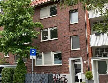 Gut geschnittene 3-Zimmer- Wohnung, Münster, Nähe Aasee