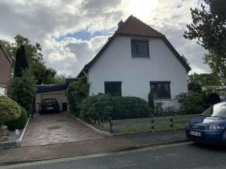 Zustand 1A! Einfamilienhaus mit Pool in ruhiger Seitenstraße von Bremen-Farge