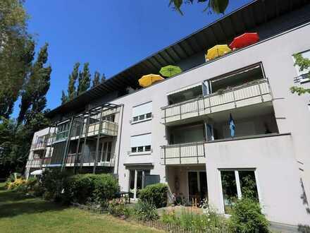 +++ Hübsche 2-Raum-Wohnung in bevorzugter Wohnlage mit Balkon und Tiefgaragenstellplatz +++