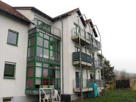 Schöne 3-Zimmer Eigentumswohnung in der Nähe von Meiningen