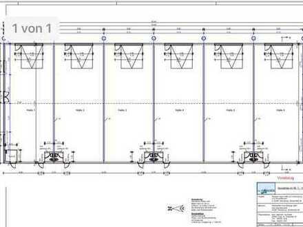 Neubau einer Lager-/Produktionshallen in Wanderup