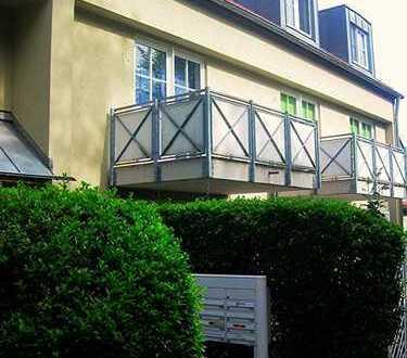 Attraktive 1-Zimmer Wohnung mit Balkon