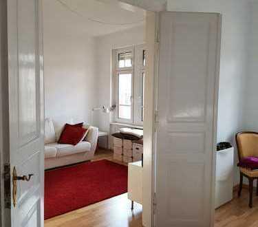 helle 2-Zimmer-Wohnung im Johannesviertel