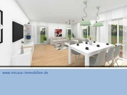 Traumhafte 4-Zimmer Erdgeschosswohnung mit Gartenanteil