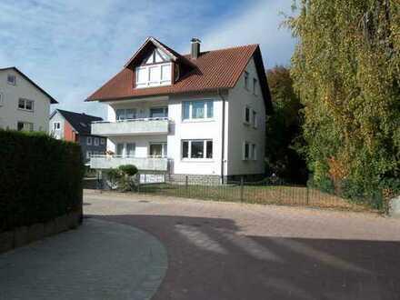 Freundliche 3-Zimmer-Dachgeschosswohnung in Bühl