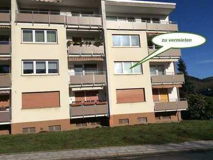 Wohnung auf Sonnenplateau: Gepflegte 3-Zimmer-Wohnung mit Südbalkon und EBK in Hagen- Rummenohl