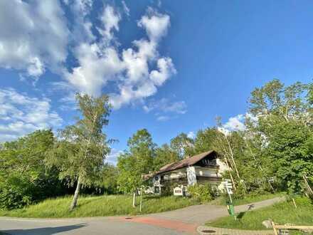 Bauherr oder Bauträger gesucht - Ehemaliges Hotel in beschaulicher Ortsrandlage von Oberreute