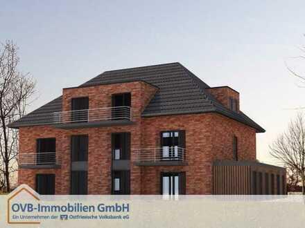 Energieeffizient bauen und von hohen Zuschüssen profitieren! Neubau-Wohnungen in Pewsum