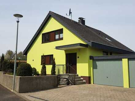Vermietung eines Einfamilienhauses an Sonnenliebhaber & Gartenfreunde