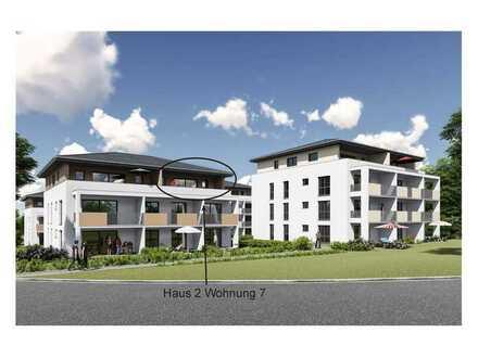 Neubau - Erstbezug - 3 Zimmer - Dachgeschoss - Südost