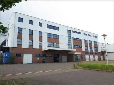Aus der SolarWorld Industries GmbH Insolvenzmasse: Produktions- und Lagergebäude mit Büroflächen
