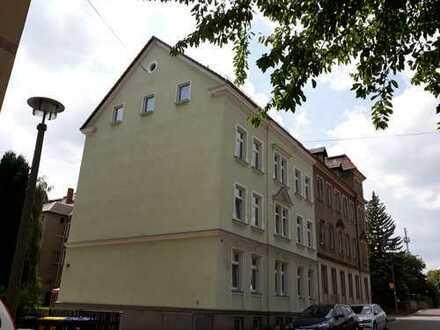 Sanierte 4-Raum-Wohnung in ruhiger Lage