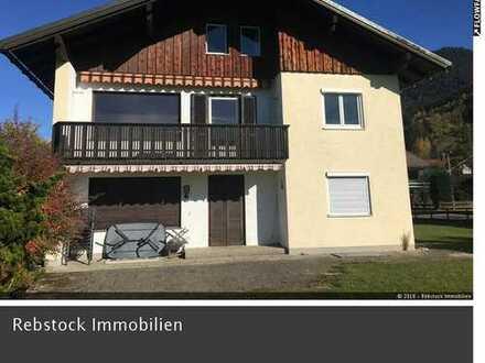Renovierte 3,5-Zi.-MWO mit Südbalkon und Panoramasicht in Burgberg