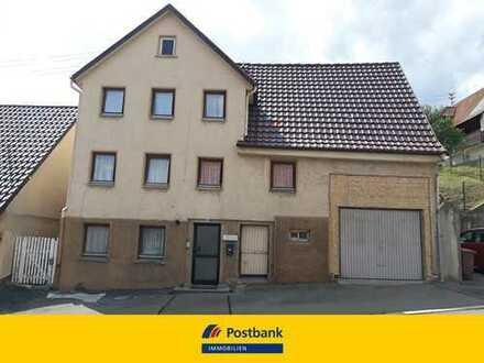 Gemütliches Einfamilienhaus in Wellendingen zu verkaufen!