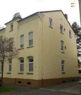 Eine gemütliche Dachgeschoss-Wohnung