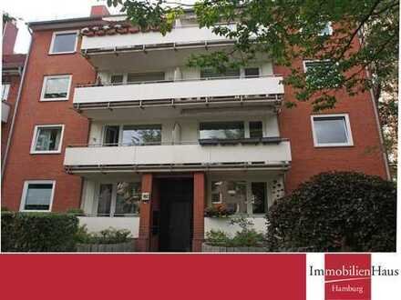 Großzügige 3 Zimmer Wohnung - Endetage mit großem Süd-Balkon