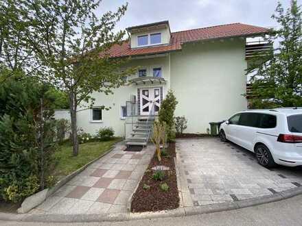 Moderne 5-Zi-Wohnung Hochglanz-Küche, Garten, Garage inkl., ruhig, grün, Nähe Schule