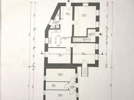 Vollständig renovierte 3-Zimmer-EG-Wohnung mit Einbauküche in Flomborn Alzey-Worms (Kreis)