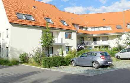 Barrierefreie 3-Zimmer-Terrassenwohnung in Baiersdorf-WE01
