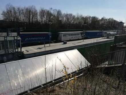 Gewerbehalle/Büroräume in Petershausen nach Plan zu vermieten. TOP LAGE: Direkt an der S-Bahn