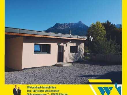 Gepflegter Bungalow mit guter Ausstattung und herrlichem Bergblick im grenznahen Tirol