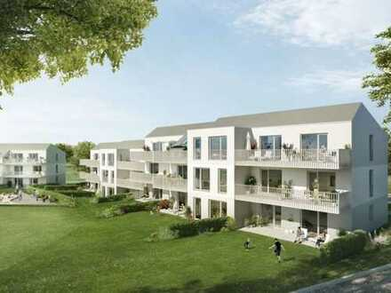 Erstbezug mit Terrasse: Schöne 4-Zimmer-EG-Wohnung in Kirchentellinsfurt