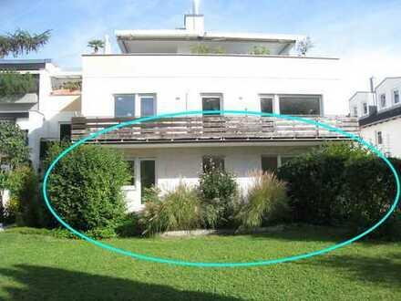 SCHÖN Immobilien: idyllische 3-Zi-Garten-Wohnng mit Südterrasse (Video)