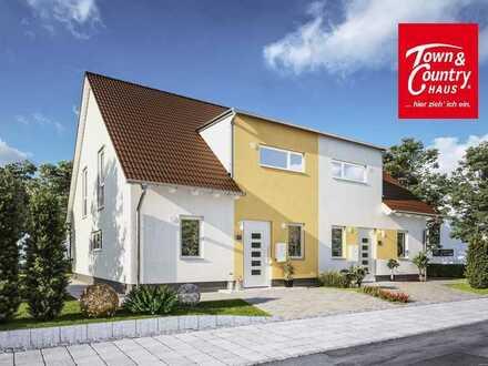 Niedrigzinsphase nutzen – Doppelhaus in Deilingen