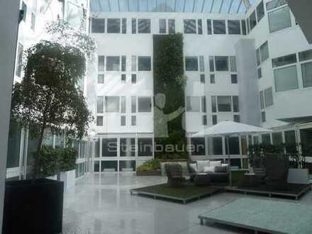 Lassen Sie sich kostenlos Ihr neues Büro planen - Penthouse mit Terrasse und Parkplätzen