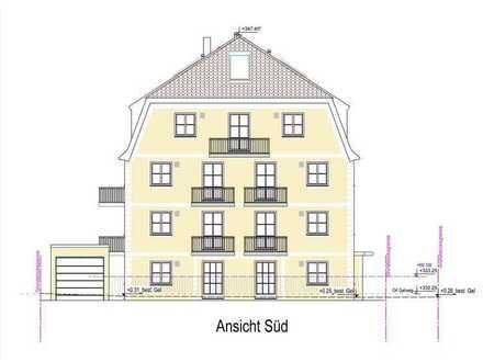Erstbezug: stilvolle 5-Zimmer-Wohnung mit Balkon in Regensburg mit Domblick