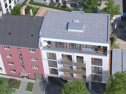 3-Zimmer-Wohnung im 3. OG,Freisitz in Südausrichtung
