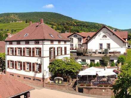 Pächter/-in gesucht für Weinrestaurant in St. Martin / Pfalz