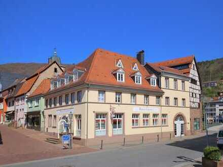 Gute Kapitalanlage - Saniertes und gepflegtes Wohn/ und Geschäftshaus in Neckarsteinach