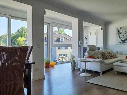 Traumhafte Maisonette-Wohnung mit Terrasse und Garage in TOP-Lage am Dönberg