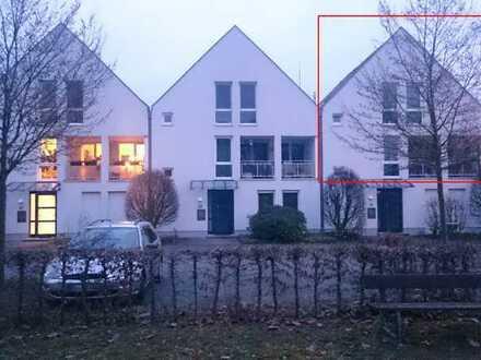 Komfort-Maisonettewohnung 4 ZKB WC im alten Ortskern von Münster Angelmodde